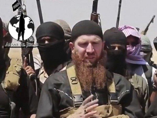 В Ираке схвачен живым главарь ИГИЛ аш-Шишани