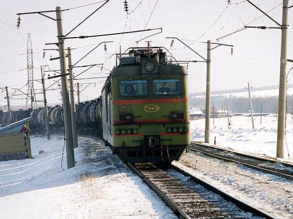 Из-за обрыва проводов в Химках 17.12.2015 встали электрички на Москву