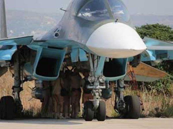 СМИ: Россия строит в Сирии новые авиабазы для борьбы с ИГИЛ