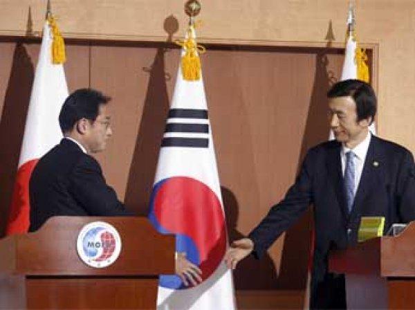 Япония и Корея урегулировали исторический спор о секс-рабынях