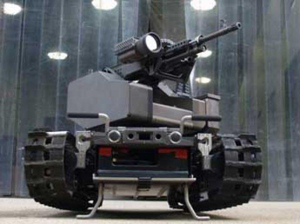 Россия будет поставлять заграницу боевого робота «Уран-9»