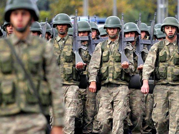 Ирак обвинил Турцию в военном вторжении