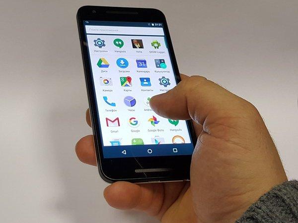 Новейший флагман от Google расплавился у его владельца