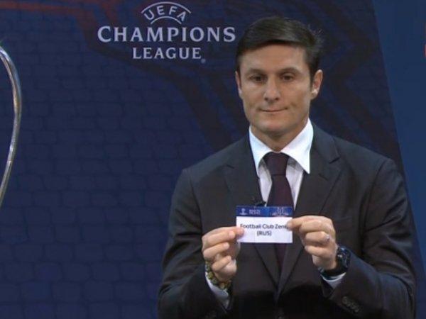 Жеребьевка 1/8 Лиги чемпионов 2015-2016: результаты объявлены 14 декабря