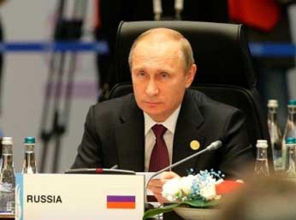 Журнал Foreign Policy включил Путина в ТОП-100 главных мировых мыслителей