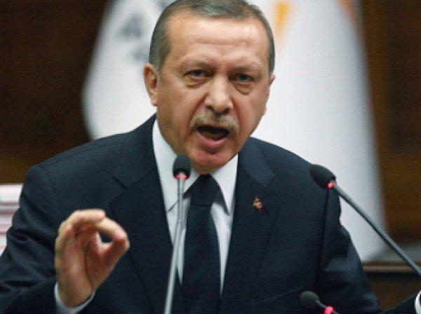 Эрдоган пригрозил ответными мерами на действия России