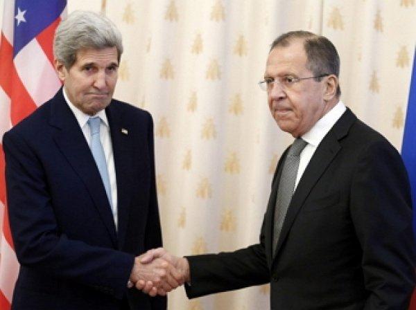 Лавров назвал переговоры в Кремле конкретными и предметными