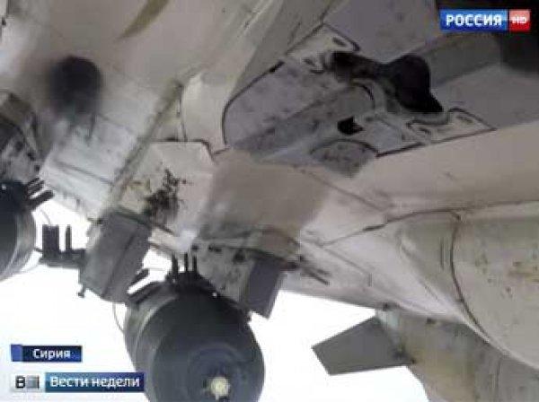 Минобороны: за 5 суток Россия нанесла удары по 1093 объектам в Сирии