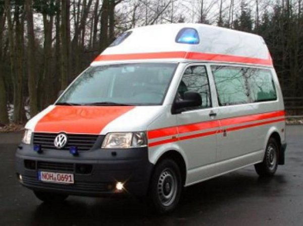 В Германии автомат с презервативами убил грабителя в Рождество