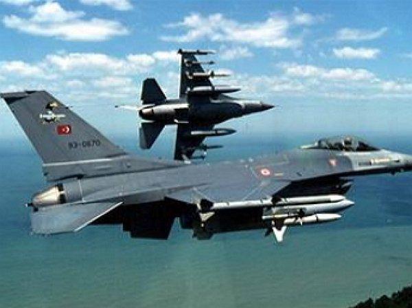 СМИ: Турция нанесла авиаудар по Ираку