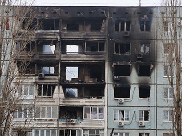 Эксперты нашли в рухнувшем доме в Волгограде следы взрывчатки