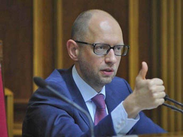 Яценюк пообещал, что через 10 лет Украина перейдет от импорта к экспорту газа