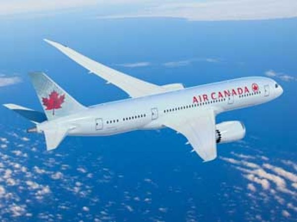Более 20 пассажиров Air Canada госпитализировали из-за турбулентности