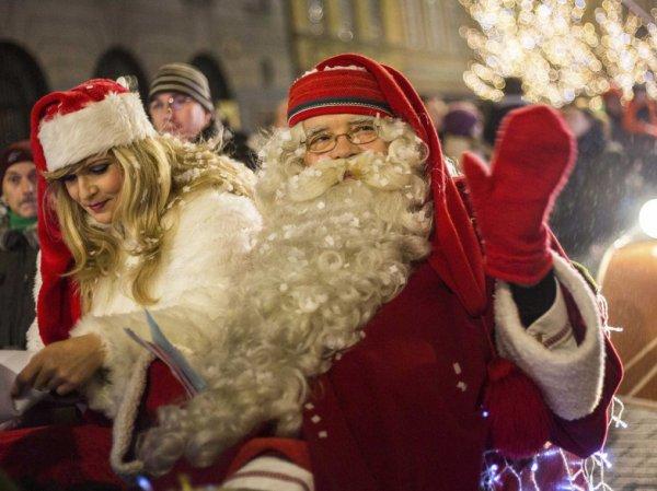 Католическое Рождество 2015 с 24 на 25 декабря встречают жители 145 стран