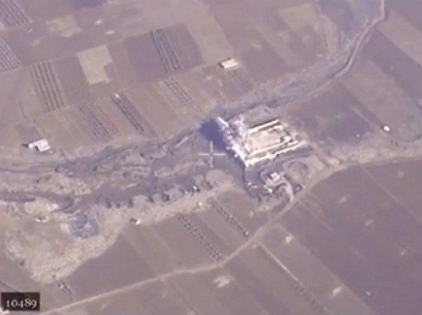 Минобороны РФ сообщило об уничтожении главарей боевиков ИГИЛ во время сходки