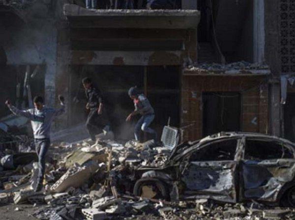 Сирия, Хомс, взрыв: жертвами взрывов стали не менее 11 человек
