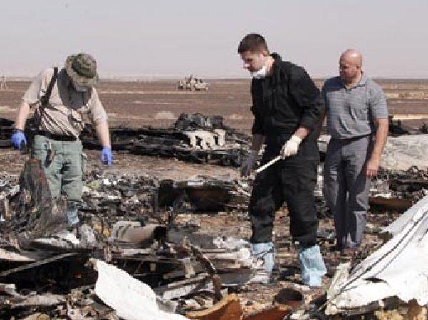 Семьи жертв крушения А321 над Синаем подают иск к владельцу самолета