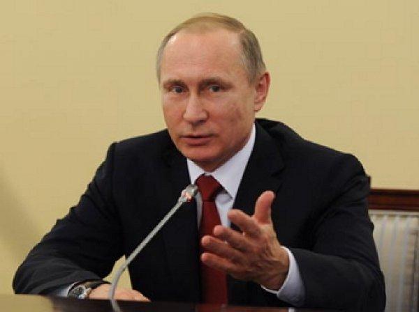 82% россиян одобрили работу Путина