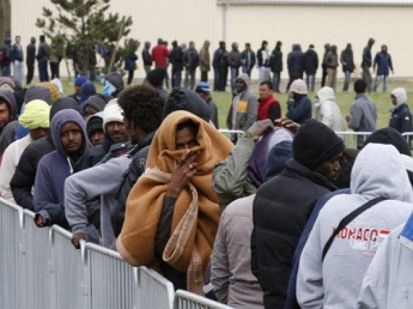 """В Германии с мигрантов берут """"плату за пребывание"""""""