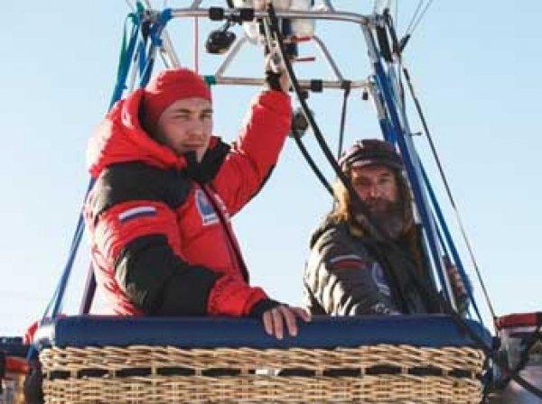 Россиянин Федор Конюхов побил рекорд по полету на воздушном шаре