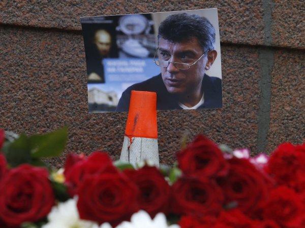 Адвокат сообщил о завершении расследования убийства Немцова
