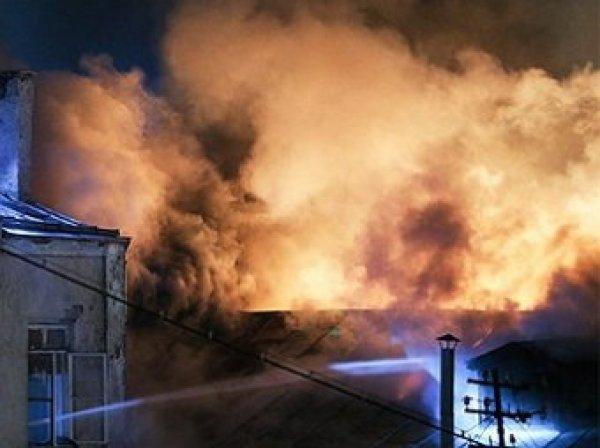 Пожар в Москве сейчас: в огне на Стромынке погиб ребенок (ВИДЕО)
