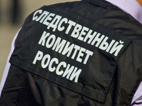 Опубликовано видео с места двойного убийства в Москве