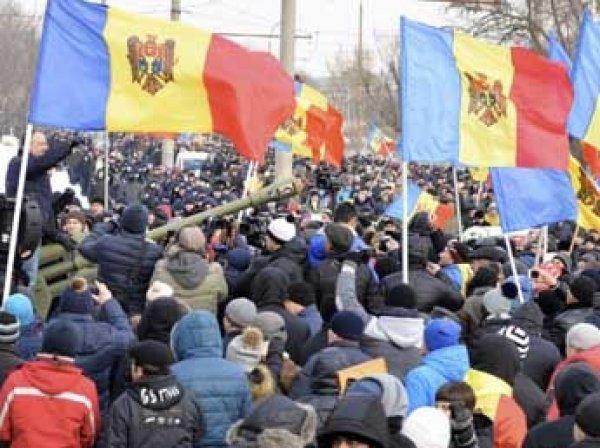 Акции протеста в Кишиневе: оппозиция Молдавии выдвинула властям ультиматум (видео)