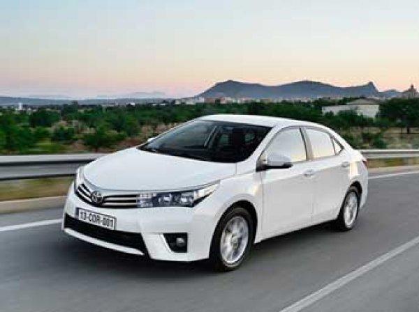 Автоэксперты назвали самые продаваемые автомобили в мире
