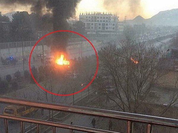 Число жертв теракта в Кабуле возросло до семи