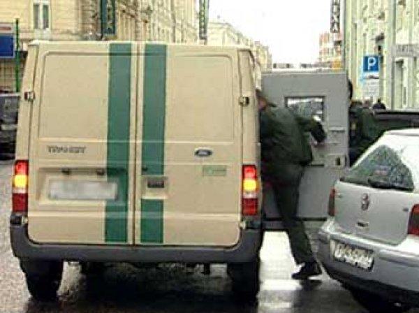 В Челябинске расстреляли инкассаторов и украли 1,6 млн рублей