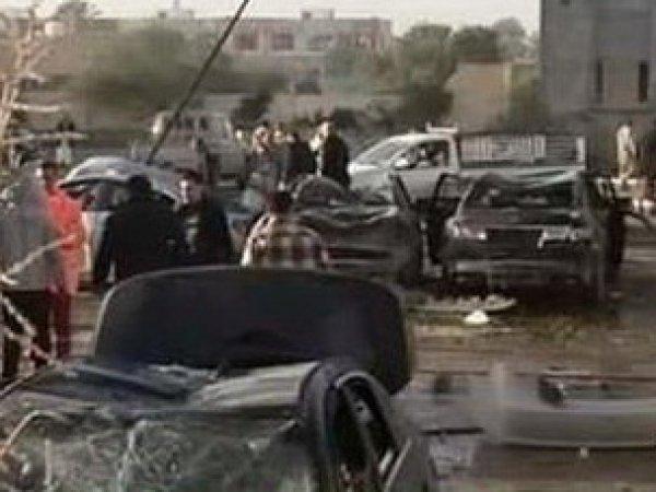Теракт в военном лагере в Ливии: 65 погибших