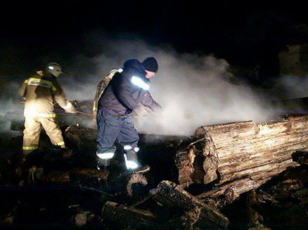 Пожар в Татарстане: жертвами страшной трагедии стали шесть человек