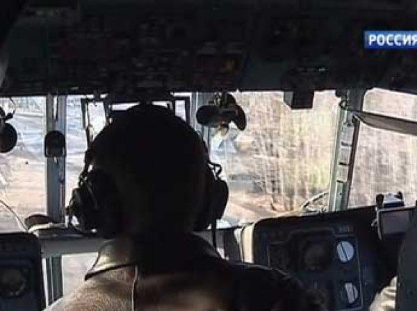 Вертолет с больным ребенком на борту разбился в Казахстане: весь экипаж погиб