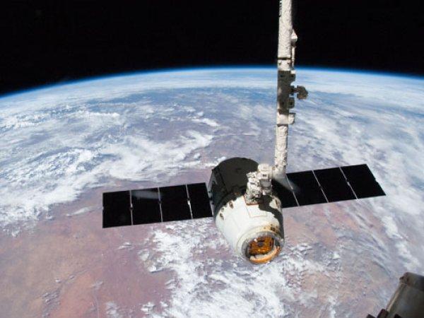 """Американский астронавт показал снимок """"снежной бури века"""" с МКС"""