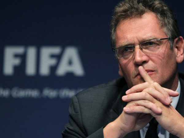 Генсека FIFA Жерома Вальке отстранили от футбола
