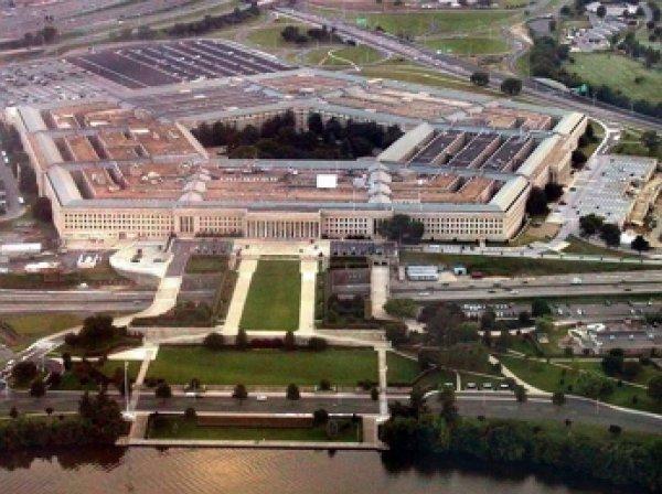 Пентагон подтвердил факт нарушения воздушного пространства Турции Россией