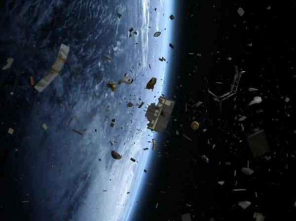 Ученые РАН: новая мировая война начнется из-за космического мусора