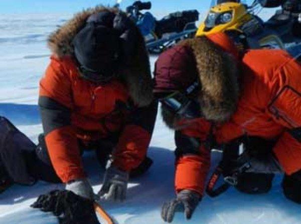 Ученые привезли из Антарктиды метеорит с необычными свойствами в возрасте 4 млрд лет