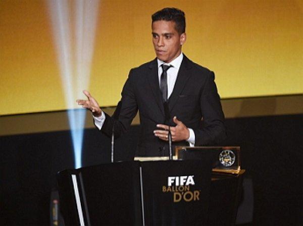 Назван самый лучший гол 2015 года по версии FIFA (ВИДЕО)