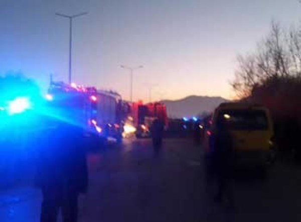 Возле посольства РФ в Афганистане прогремел взрыв: пятеро погибших
