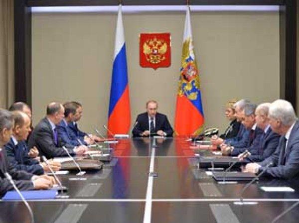 Совбез РФ назвал главные угрозы российской экономике