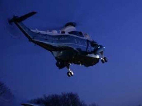 Два военных вертолета США столкнулись в небе над Гавайями