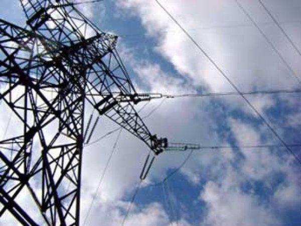 Россия отказалась поставлять электроэнергию на Украину