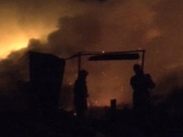 В Ярославской области сгорел многоквартирный дом: погибли шесть человек