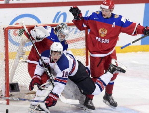 Россия – США, хоккей, молодежка 2016: счет 2:1 вывел россиян в финал МЧМ-2016 (видео)