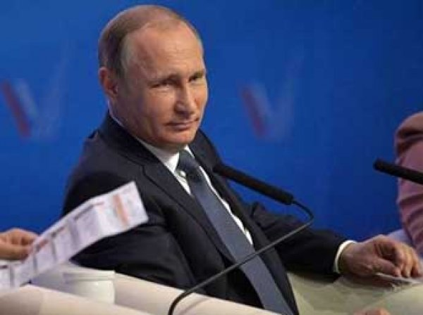 Фильм «Тайные богатства Путина» вышел на BBC (видео)
