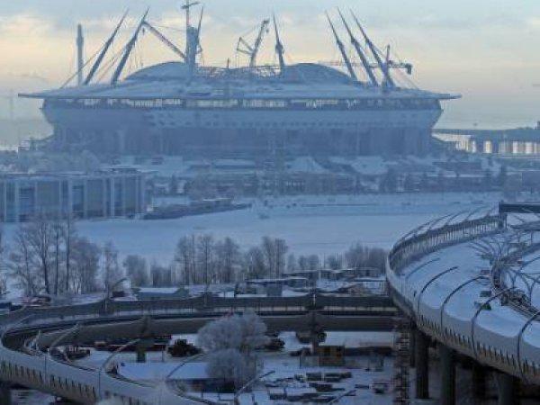 """СМИ сообщили об очередном переносе сроков сдачи стадиона """"Зенит-Арена"""""""