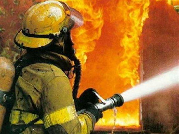 Красноярский край, пожар в жилом доме: один погиб, четверо пострадали