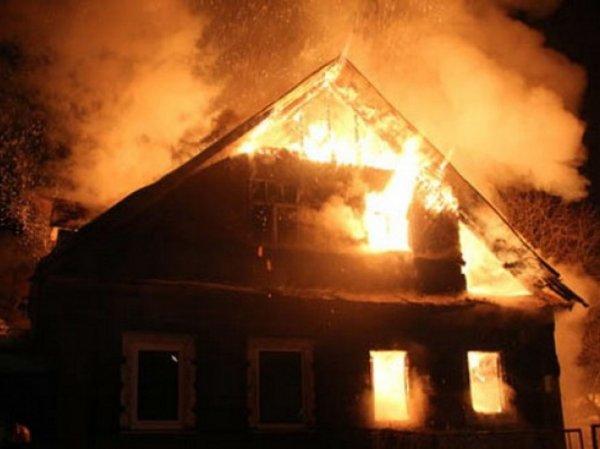 Жертвами пожара в Улан-Удэ стали трое детей